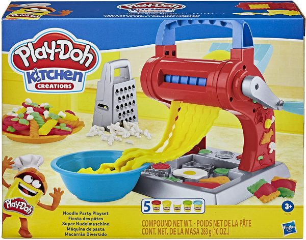 PlayDoh Kitchen Creations Noodle Party Playset Play Doh