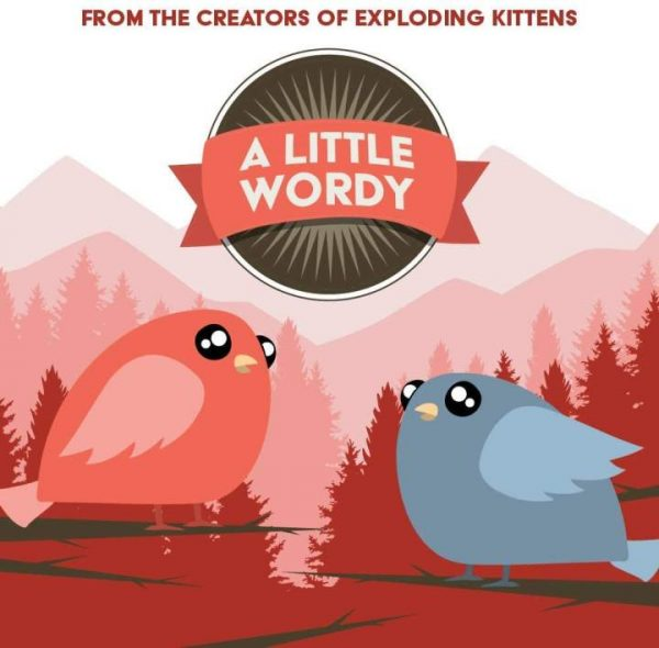 A Little Wordy by Exploding Kittens
