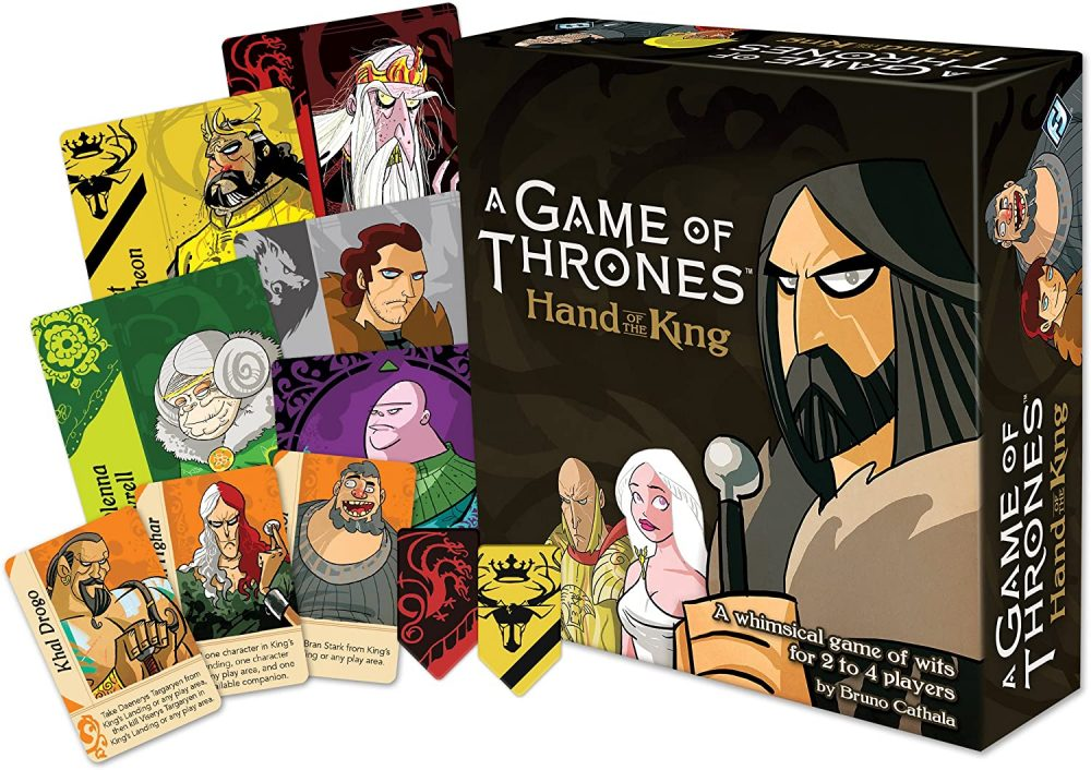 Fantasy Flight Games A Game of Thrones- Hand of the King